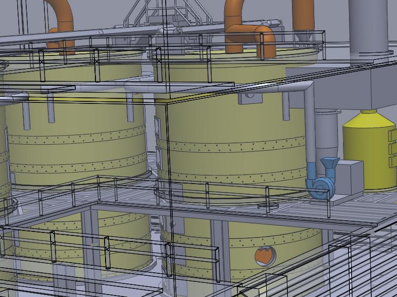 3-D Blower Reheat Before
